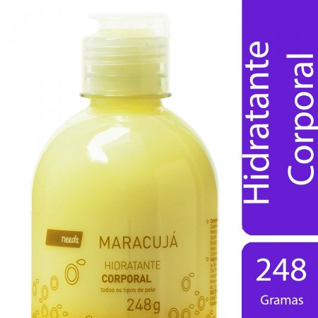 Hidratante Corporal Needs Maracujá