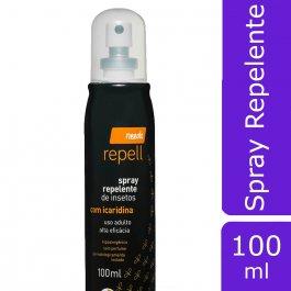 Repelente Spray com Icaridina Adulto Needs 10h de Proteção com 100ml