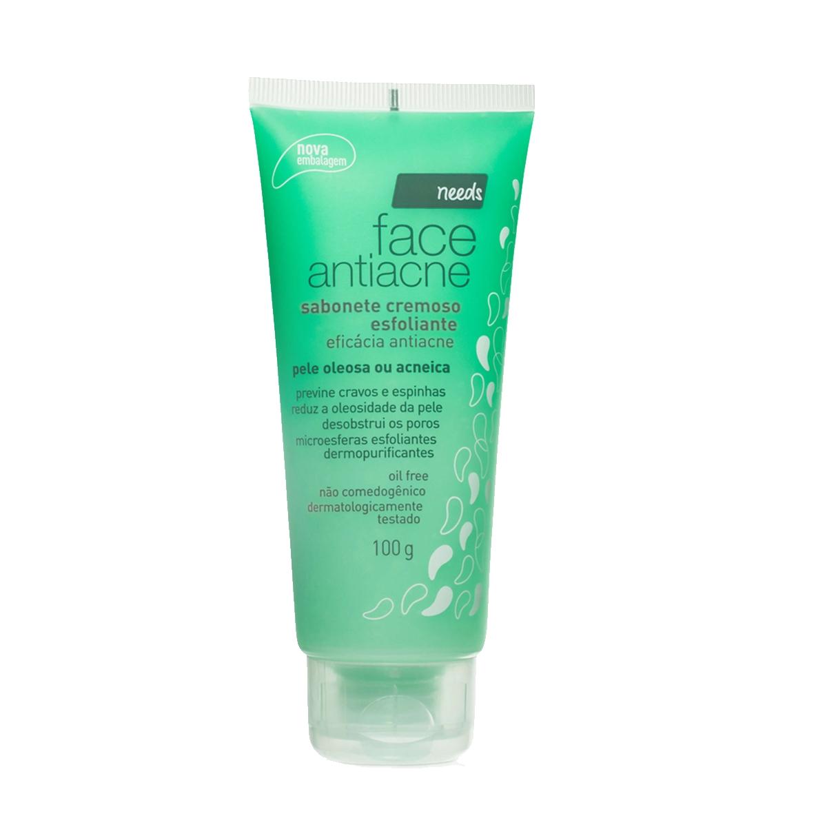 como tratar pele oleosa sabonete em gel