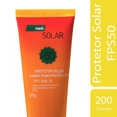 Protetor Solar FPS50