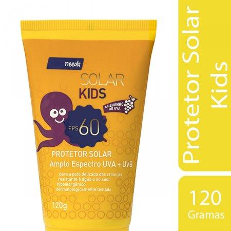 Protetor Solar Corporal Needs Kids FPS60