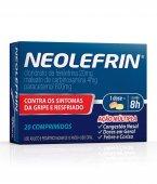 Neolefrin com 20 comprimidos