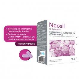 Suplemento Alimentar Neosil 50mg com 90 comprimidos