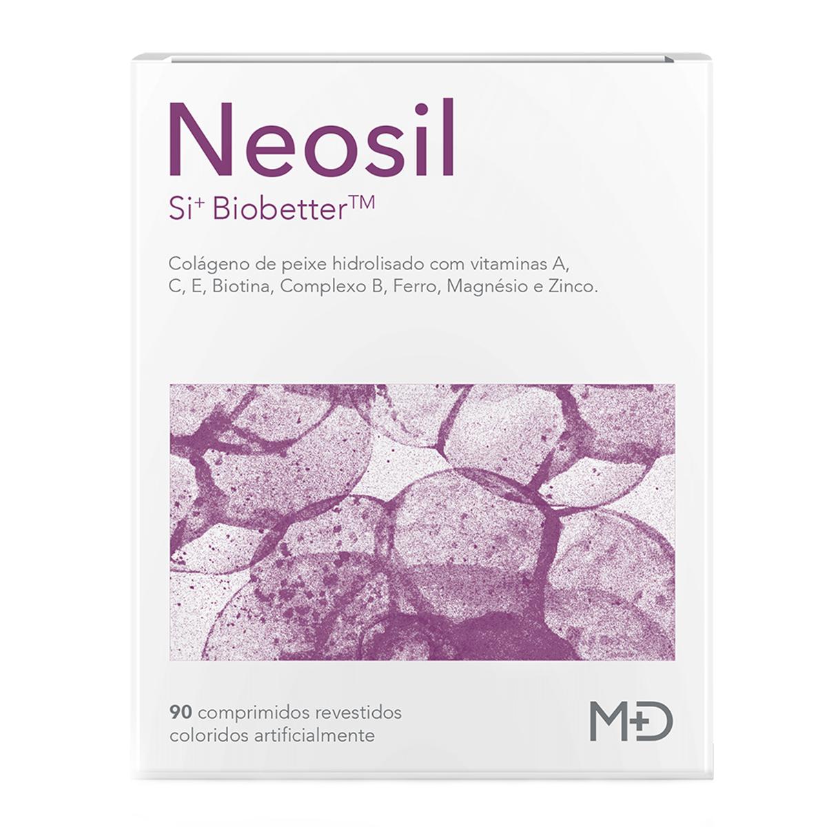 Neosil 50mg Suplemento Alimentar com 90 comprimidos Germed 90 Comprimidos Revestidos
