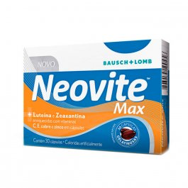 NEOVITE MAX 30 COMPRMIDOS