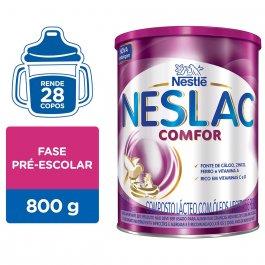 NESLAC COMFOR LEITE INFANTIL 800G