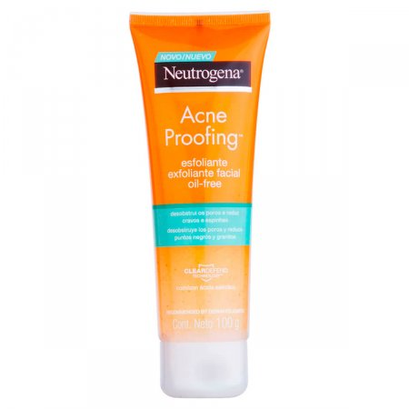Esfoliante Neutrogena Acne Proofing