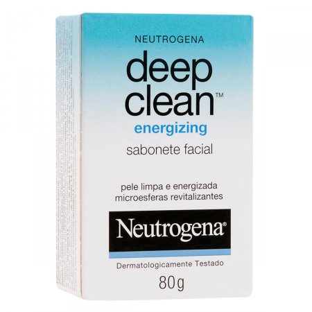 Sabonete Esfoliante Neutrogena Deep Clean Energizing