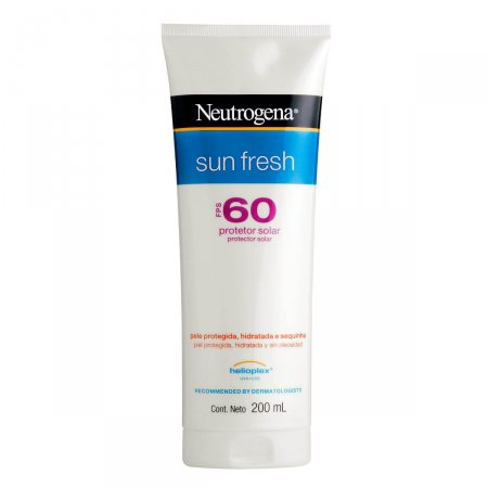 Protetor Solar Neutrogena Sun Fresh FPS60