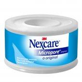 Fita Micropore Nexcare Branca 25... Fita Micropore Nexcare Branca 25mm x 4,5m