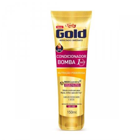 Condicionador Niely Gold Bomba Nutrição Poderosa
