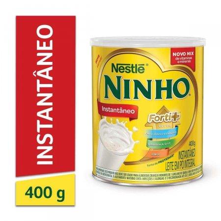 Leite em Pó Integral Instantâneo Ninho Forti+