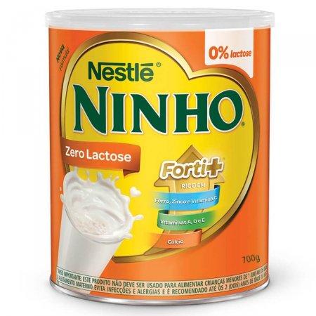Composto Lácteo Ninho Zero Lactose