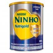 Fórmula Infantil Ninho Nutrigold com 800g
