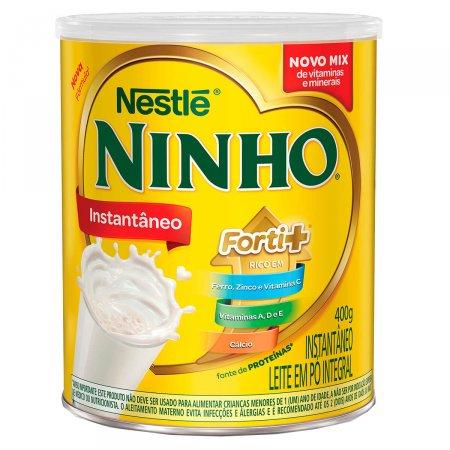 Composto Lácteo Integral Ninho Instantâneo Forti+
