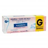 Nistatina 100.000UI/g + Óxido de Zinco 200mg/g