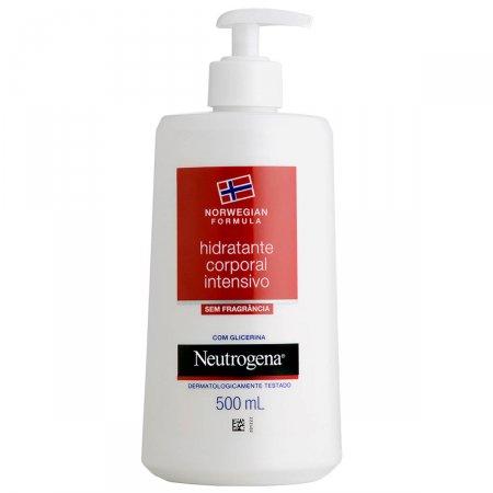 Hidratante Corporal Neutrogena Norwegian Body sem Fragrância