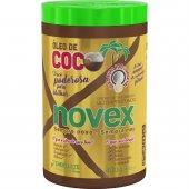 Creme de Tratamento Condicionante Novex Óleo de Coco