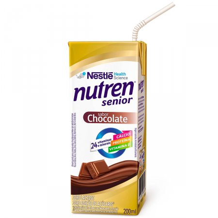 NUTREN SENIOR CHOCOLATE 200ML