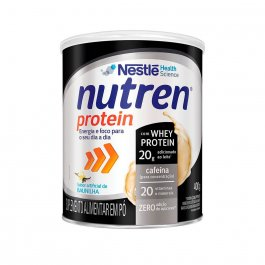 Suplemento Alimentar Nutren Protein Baunilha com 400g