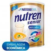 Suplemento Alimentar Nutren Seni... Suplemento Alimentar Nutren Senior Sem Sabor