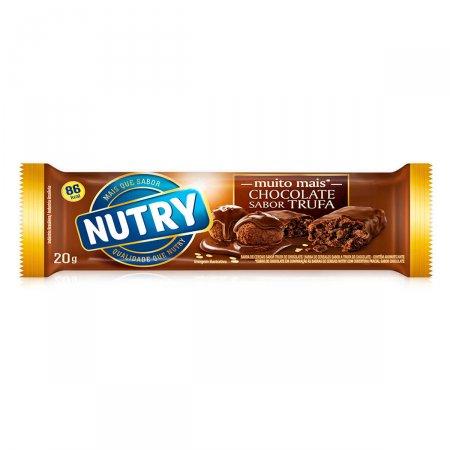 Barra de Cereal Nutry Sabor Trufa