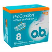 Absorvente Interno O.B. ProComfort Super