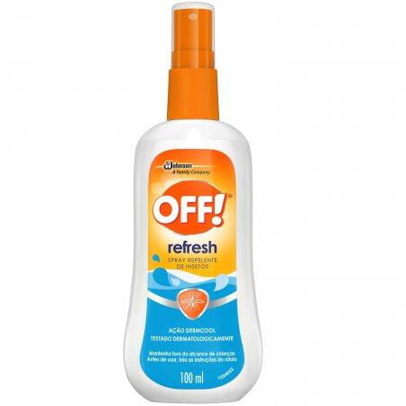 Repelente Spray Off! Refresh