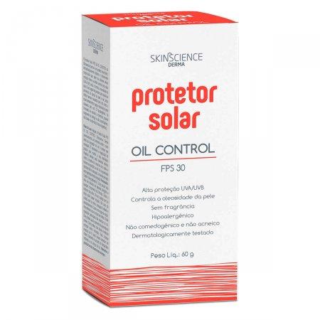 SKINSCIENCE PROTETOR SOLAR OIL CON FPS30 60G