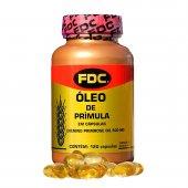 FDC OLEO DE PRIMULA 500MG 120 CAPSULAS