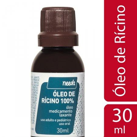Óleo de Ricino Needs