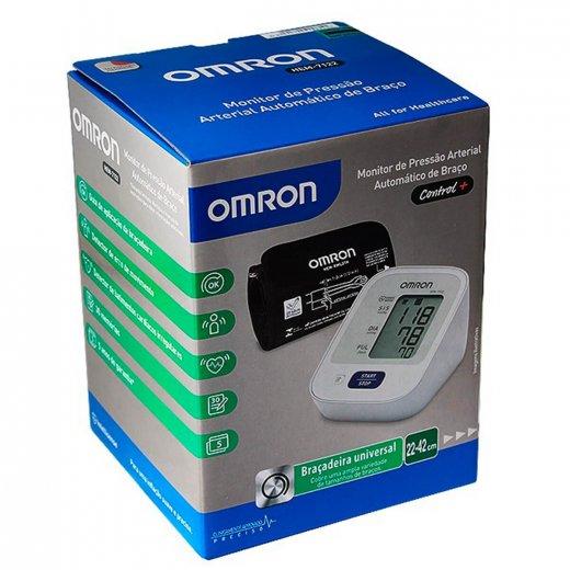 d9880d6ec Monitor de Pressão Arterial Digital de Braço Omron HEM7122