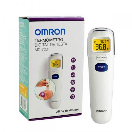 OMRON TERMOMETRO DIGITAL DE TESTA MC720