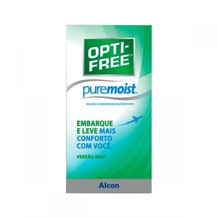 OPTI FREE PUREMOIST 90ML