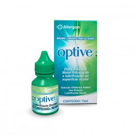 Colírio Optive com 15ml
