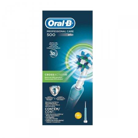 Escova Elétrica Oral-B Professional Care 500 220v
