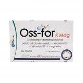 OSS FOR K MAG COM 60 COMPRIMIDOS REVESTIDOS