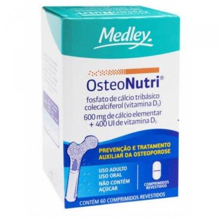 Osteonutri 600 mg + 400 UI