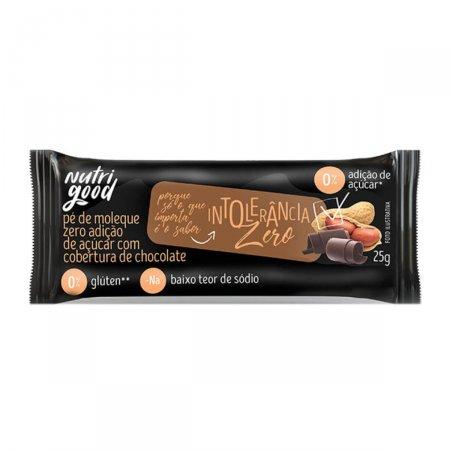 NUTRIGOOD PE DE MOLEQUE COM CHOCOLATE 25G