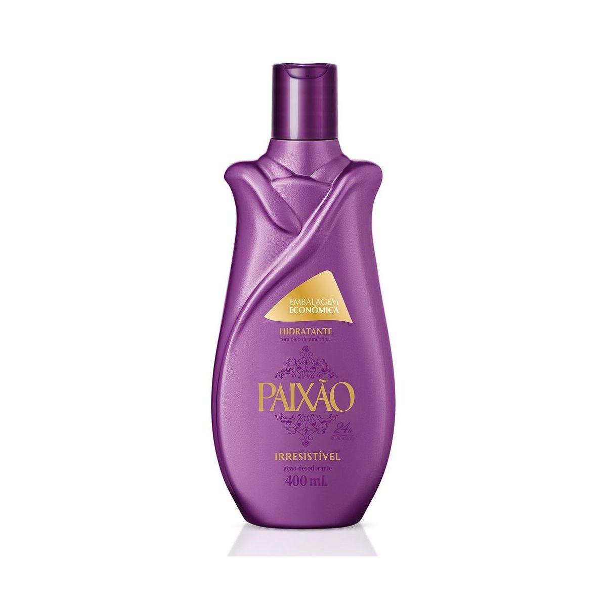 Hidratante Desodorante Paixão Irresistível 400ml 400ml