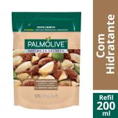 Sabonete Líquido Corporal Palmolive Natureza Secreta Castanha