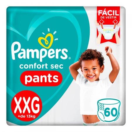 Fralda Pampers Confort Sec Pants Tamanho XXG