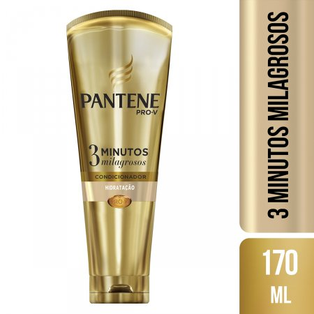 PANTENE 3MM HIDRATACAO 170ML