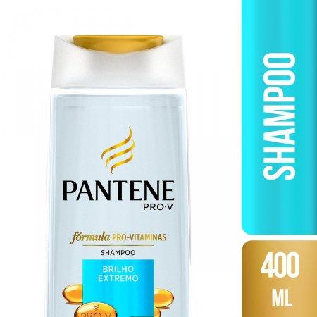 PANTENE SHAMPOO BRILHO EXTREMO 400 ML