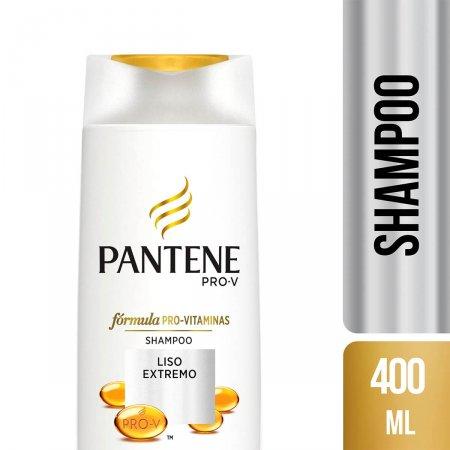 NOVO PANTENE SHAMPOO LISOS EXTREMO 400ML