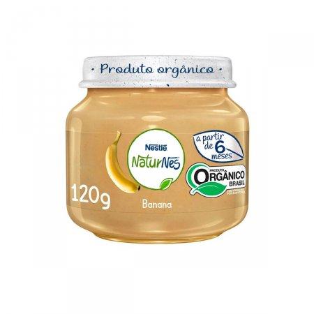 Papinha Nestlé Naturnes Orgânico Banana