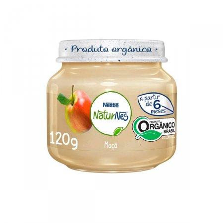 Papinha Nestlé Naturnes Orgânico Maçã
