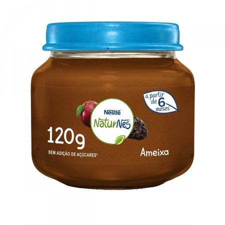 Papinha Nestlé Ameixa