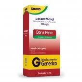 Paracetamol 200mg/ml