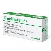 PASSIFLORINE PI 500MG 20 COMPRIMIDOS